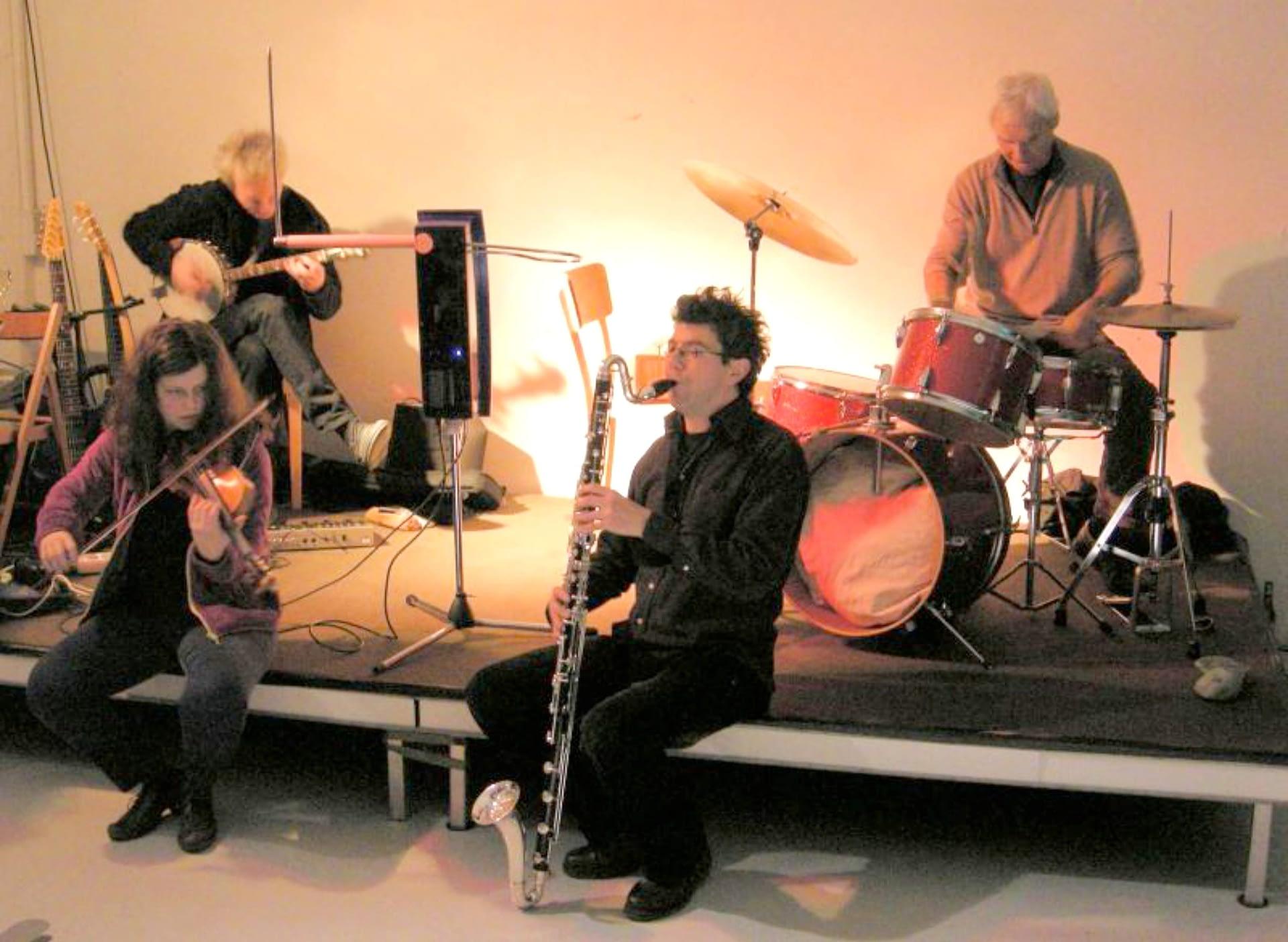 Jazz Auftritt 2013